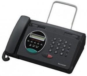 Fax Sharp UX-53